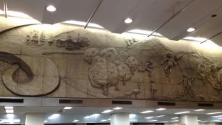 市役所壁画