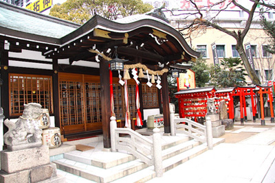 甲子園スサノオ神社