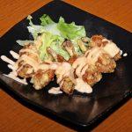 中華料理百楽のチリマヨネーズ」