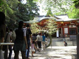 2008 越木岩神社