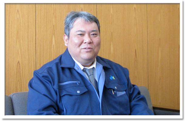 第一建設機工株式会社 代表取締役社長 礒野雅文