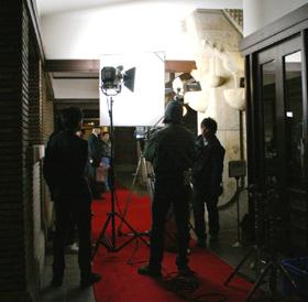 田村正和主演 球形の荒野 ロケ地 武庫川女子大学甲子園会館(西宮市)
