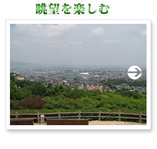 新緑の西宮 眺望を楽しむ