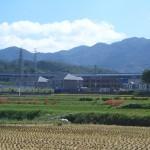 裏六甲に広がる風景