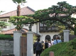 松山大学温山記念館