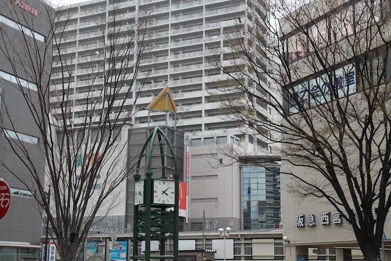 北口駅前公園