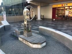 今津駅ポンプ