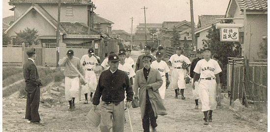 鳴尾高校野球部