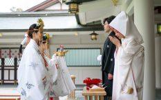 西宮神社本殿挙式説明会