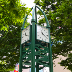 涼宮ハルヒの憂鬱の聖地 ハルヒ時計