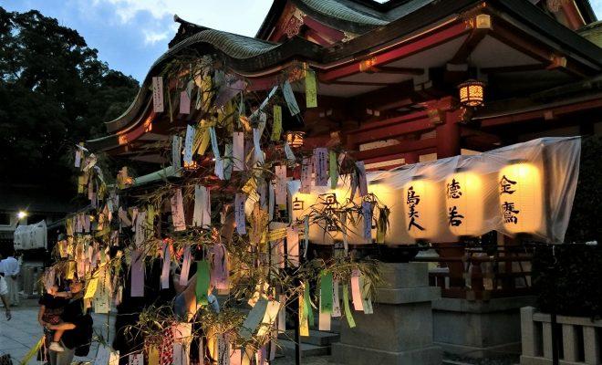 西宮神社 夏えびす