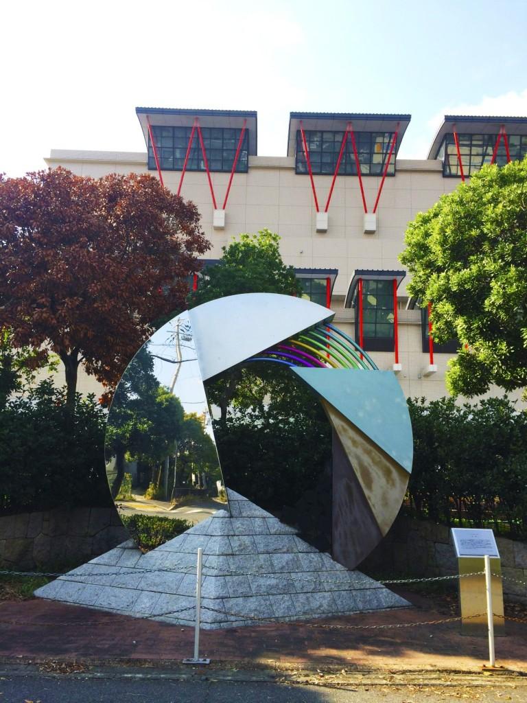 循環 まちなかアート CIRCULATIONー循環ー 西宮西部総合処理センター