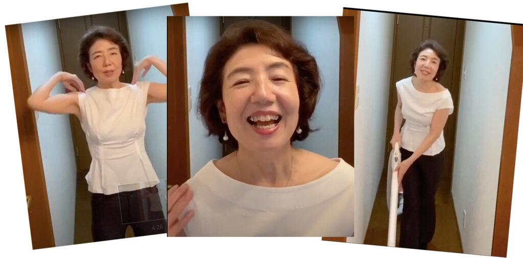 講師:境陽子 姿勢美人になる!ビューティコンシャスウォーキング