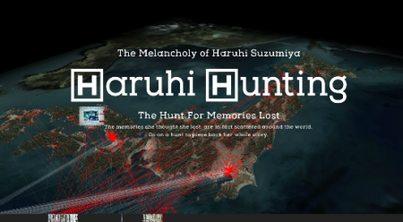 HARUHI HUNTING