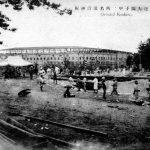 川の上の野球場だった?!甲子の年に生まれた大運動場「甲子園」