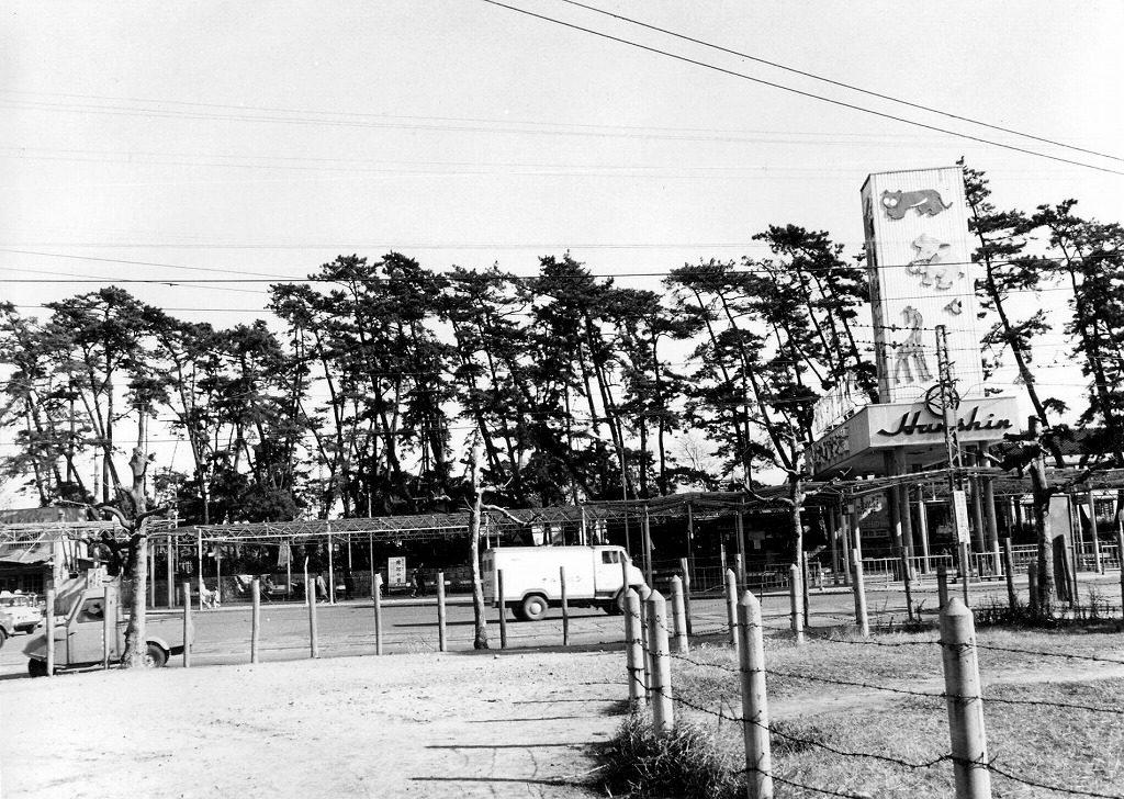甲子園の古い写真