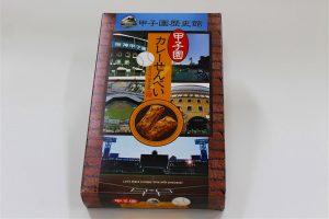 [カレーせんべい]甘辛の関寿庵