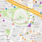 甲子園グルメマップ