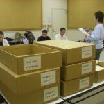 調査団 古文書班・120509・調査活動開始