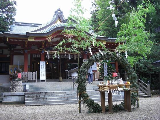 2009 越木岩神社