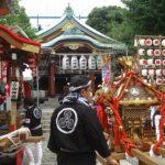 福應神社の夏祭