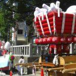住吉神社の夏祭