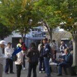 西宮歴史調査団と歩く甲東村