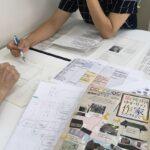 「西宮神社の石造物」展の準備