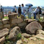 八十塚古墳群の時代展 現地見学会