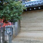 西宮神社大練塀の修復