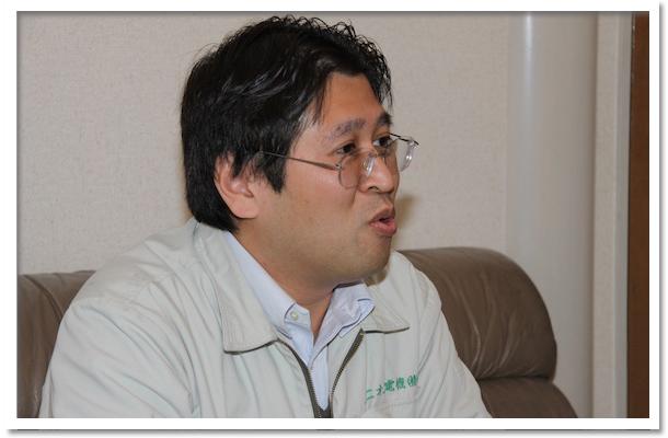 ユニオン電機 株式会社 代表取締役社長 木下一郎