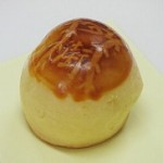 栗まんじゅう 野球のボールをデザインした栗饅頭 和菓子処 大國