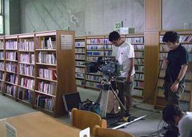 """朝日放送のローカル番組「ココイロ」の撮影が行われました。"""""""