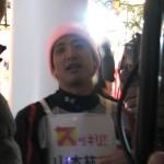 2012年開門神事・福男選び