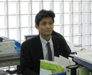 合田茂伸さん