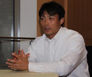 阪神タイガース  桧山進次郎さん