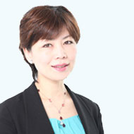 株式会社色彩舎 河野万里子氏