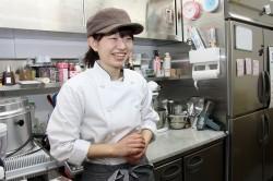ショコラティエール 大勝久美子さん