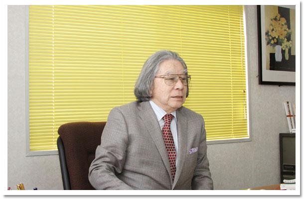 代表取締役社長 小林一章