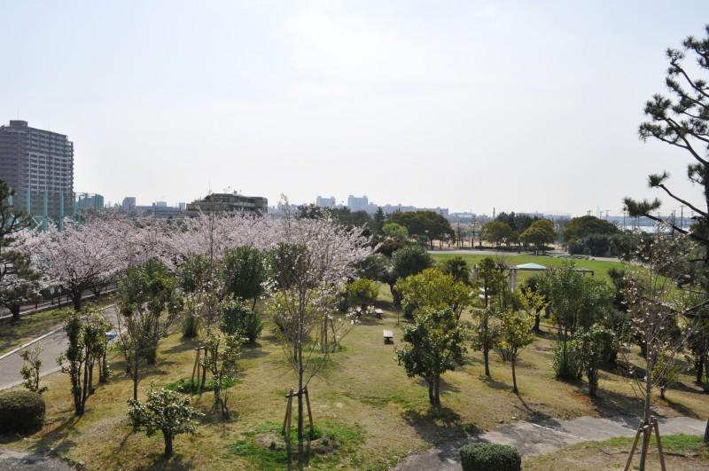 甲子園浜海浜公園(今津地区)