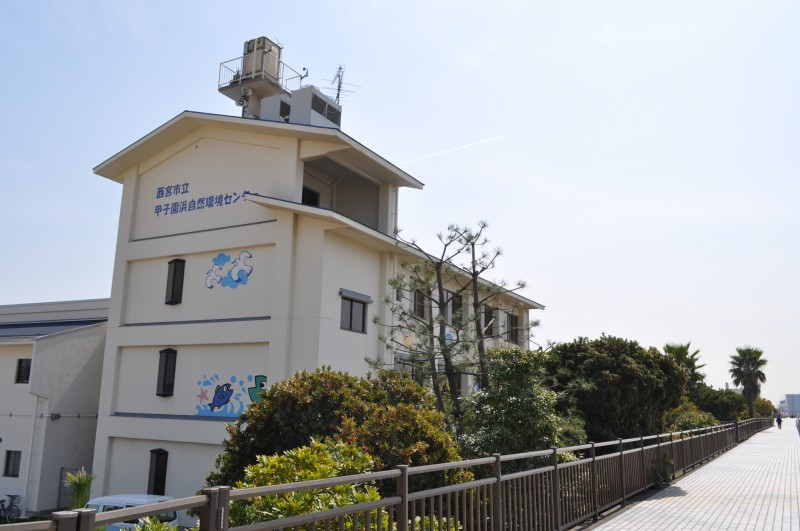 甲子園浜自然環境センター