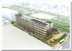 市営石在町団地建て替え事業(PFI事業提案)