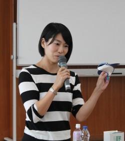 ペーパークラフト作家 秋山美歩