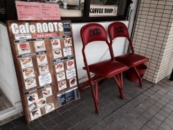 CAFE ROOTS