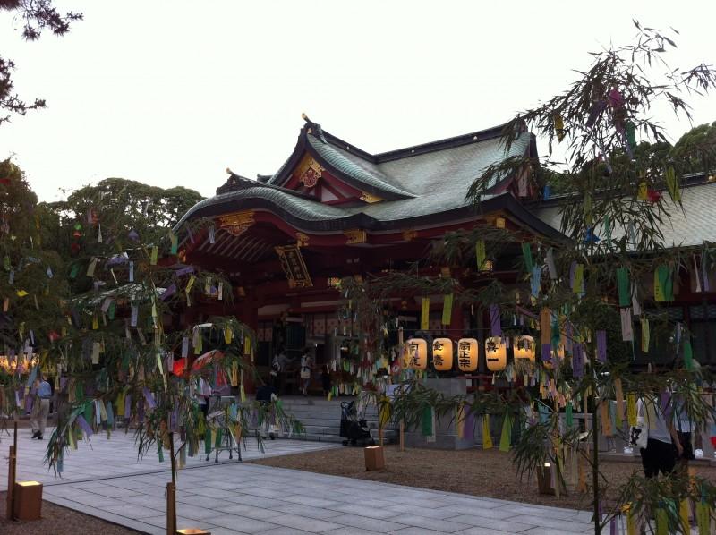 夏えびす 西宮神社