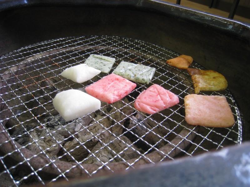 船坂 かき餅