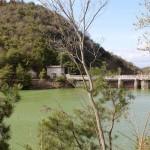 丸山貯水池(金仙寺湖)