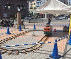 8月3日夏休み工作ひろば『遊び広場』