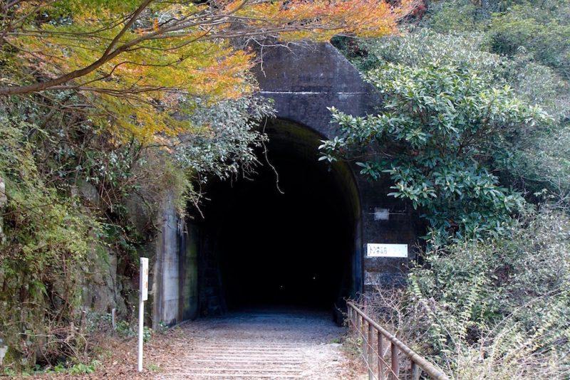 旧福知山線廃線跡 廃線跡ウォーク