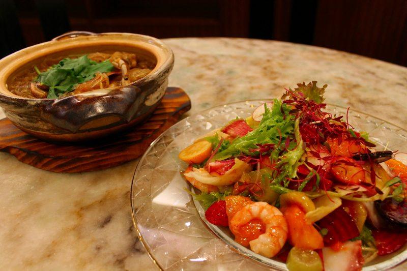 中国料理「青椒・ぴーまん」
